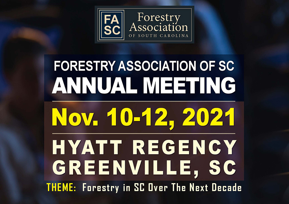 Forestry Association 2021 Annual Meeting