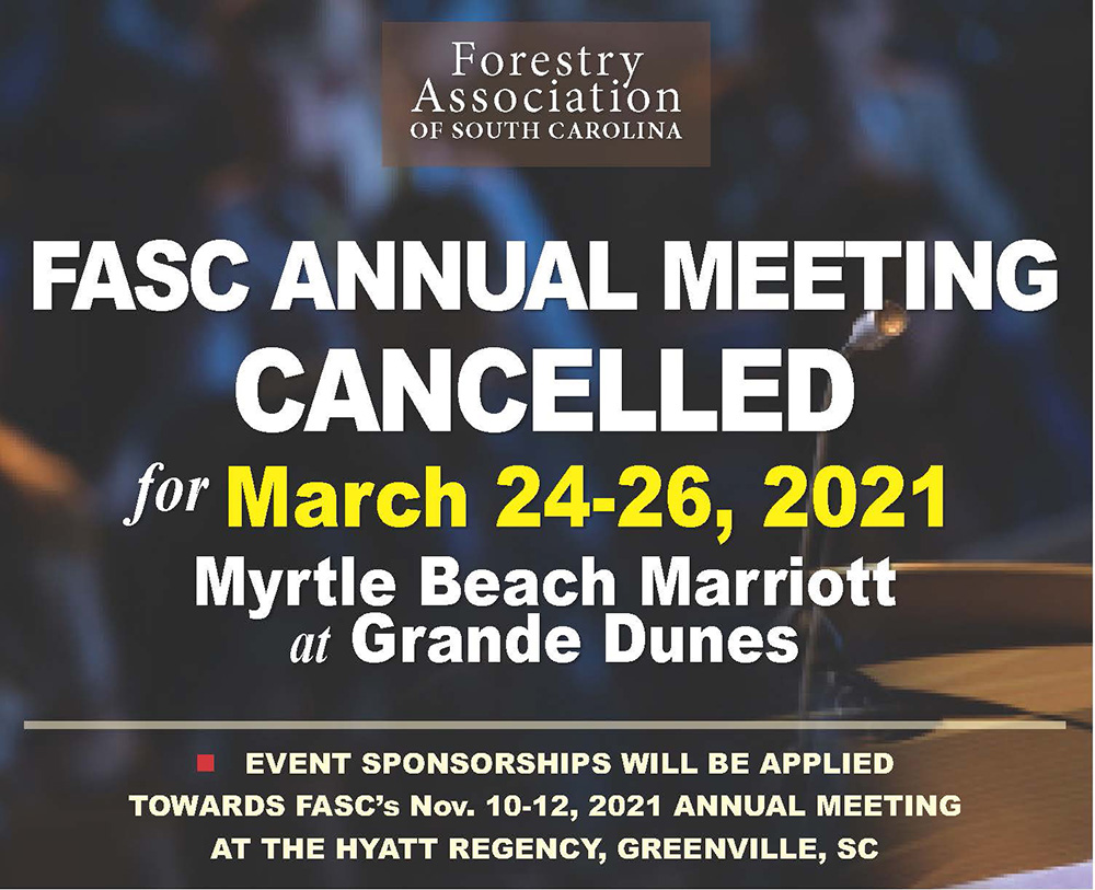 Forestry Association 2020 Annual Meeting
