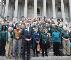 Tree Farm Day at the Capitol